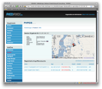 Rex PHPIDS backend: IP geolocating